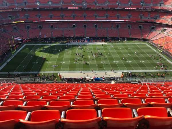 FirstEnergy Stadium, section: 508, row: 27, seat: 15