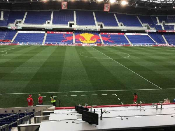 Red Bull Arena (New Jersey), section: 110, row: 14, seat: 24