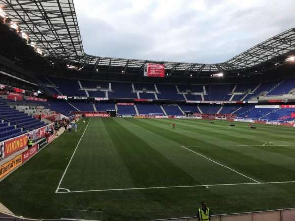 Red Bull Arena (New Jersey), section: 103, row: 9, seat: 14
