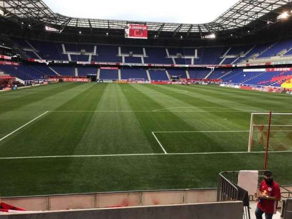 Red Bull Arena (New Jersey), section: 102, row: 7, seat: 7