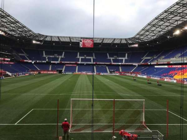 Red Bull Arena (New Jersey), section: 101, row: 9, seat: 21