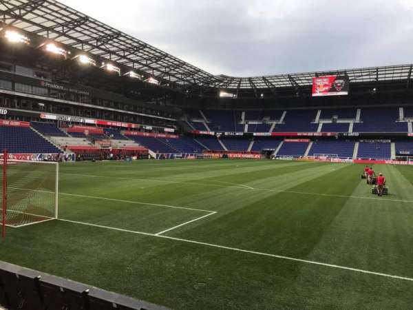 Red Bull Arena (New Jersey), section: 133, row: 3, seat: 15