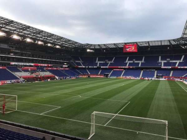Red Bull Arena (New Jersey), section: 132, row: 13, seat: 16