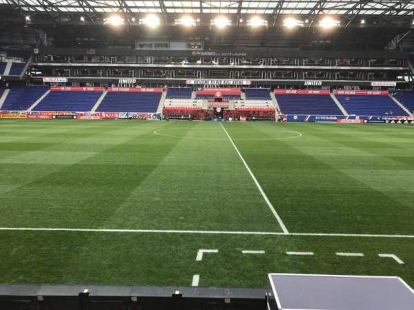Red Bull Arena (New Jersey), section: 126, row: 3, seat: 22