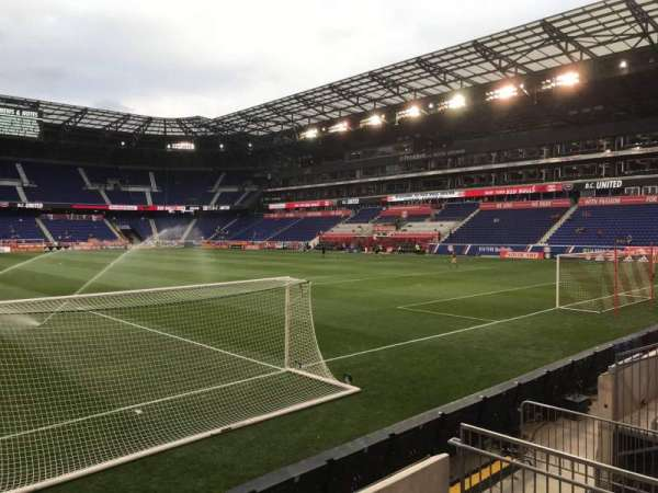 Red Bull Arena (New Jersey), section: 120, row: 7, seat: 16