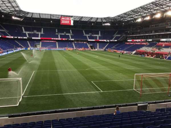 Red Bull Arena (New Jersey), section: 119, row: 13, seat: 16