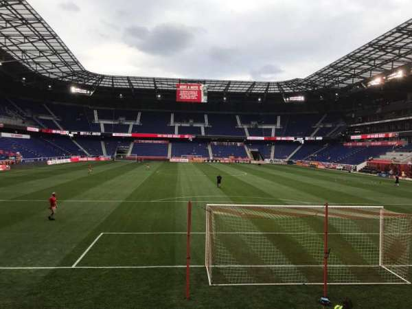 Red Bull Arena (New Jersey), section: 118, row: 7, seat: 26