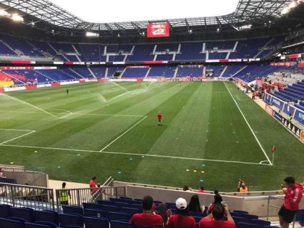 Red Bull Arena (New Jersey), section: 116, row: 14, seat: 5