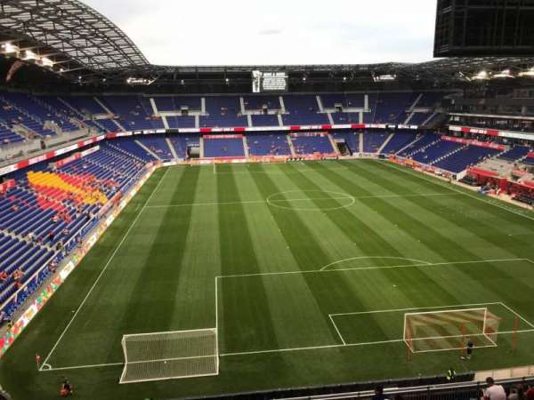 Red Bull Arena (New Jersey), section: 219, row: 16, seat: 27