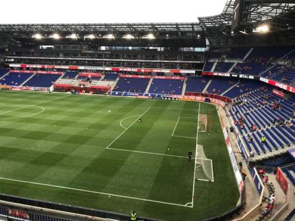 Red Bull Arena, section: 223, row: 9, seat: 11