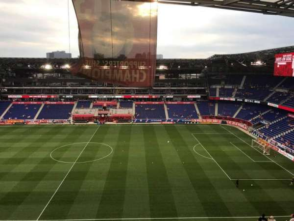Red Bull Arena, section: 225, row: 23, seat: 16