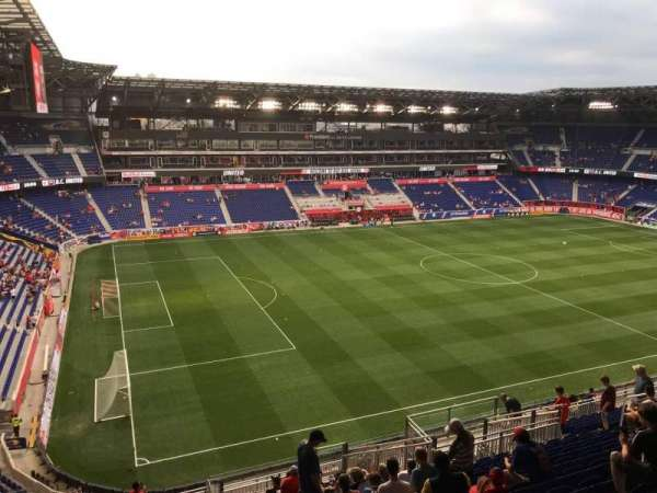 Red Bull Arena, section: 229, row: 20, seat: 21