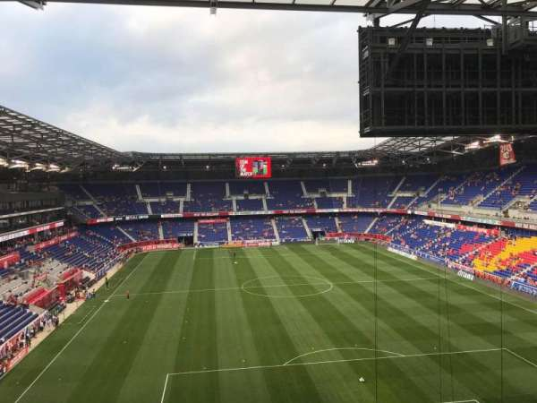 Red Bull Arena (New Jersey), section: 202, row: 15, seat: 18