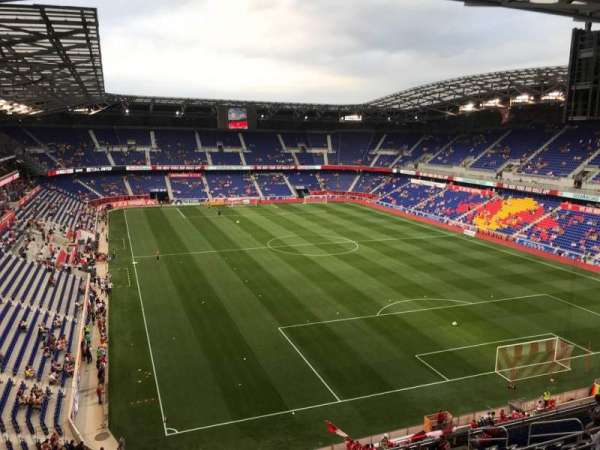 Red Bull Arena, section: 203, row: 18, seat: 28