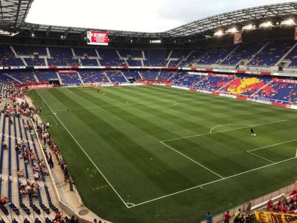 Red Bull Arena, section: 204, row: 7, seat: 12