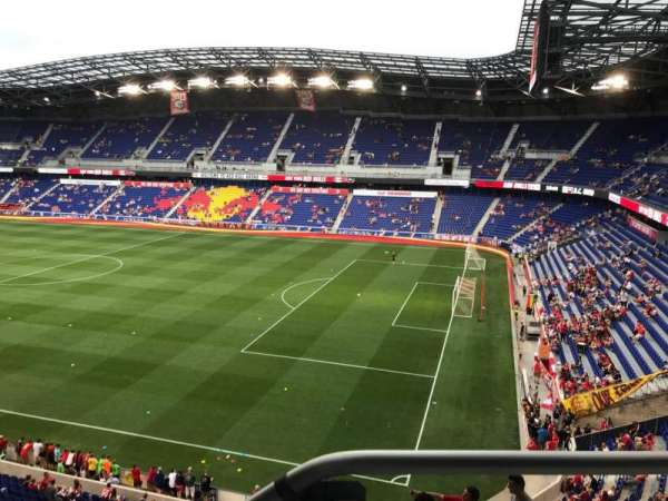 Red Bull Arena, section: 206, row: 10, seat: 5