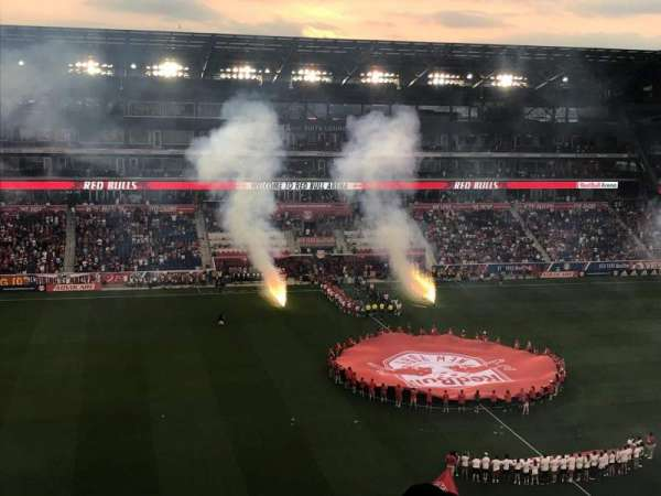 Red Bull Arena (New Jersey), section: 228, row: 18, seat: 1