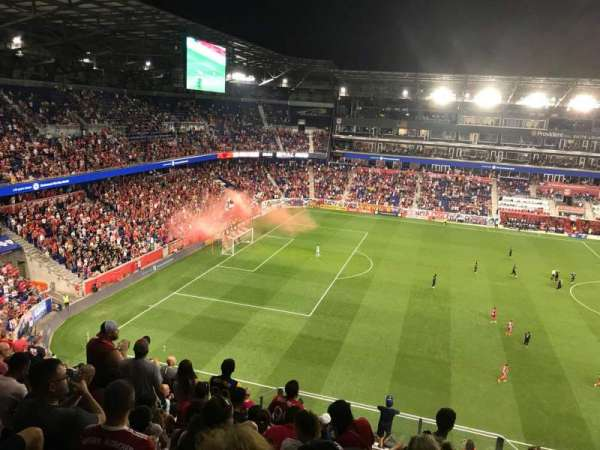 Red Bull Arena, section: 228, row: 18, seat: 1
