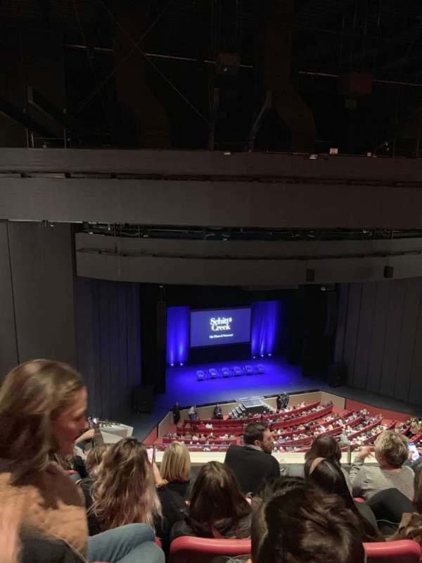 Andrew Jackson Hall, section: Balcony, row: W, seat: 55