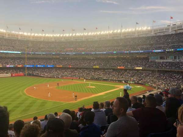 Yankee Stadium, section: 228, row: 10, seat: 13