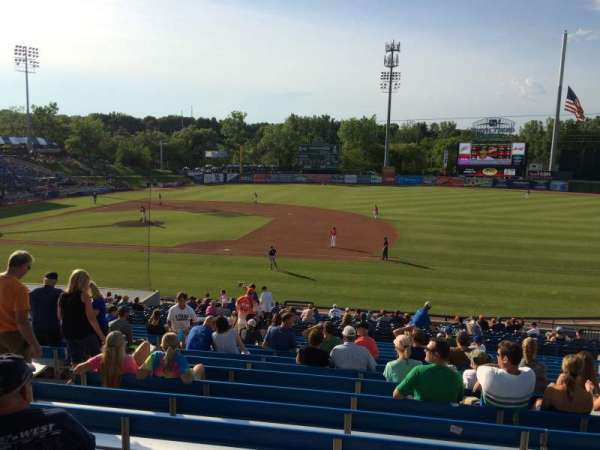 Fifth Third Ballpark, section: 211, row: 13, seat: 6