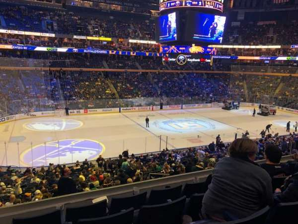 KeyBank Center, section: 209, row: 5, seat: 14