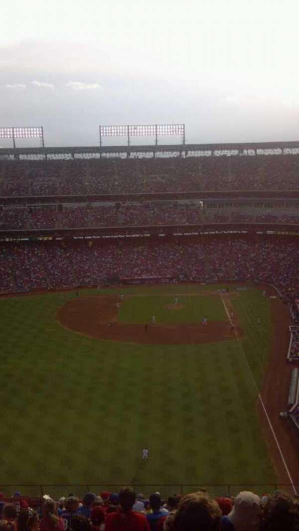 Globe Life Park in Arlington, section: 305, row: 21, seat: 7