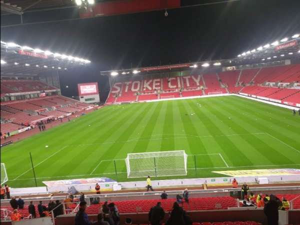 bet365 Stadium, section: 40