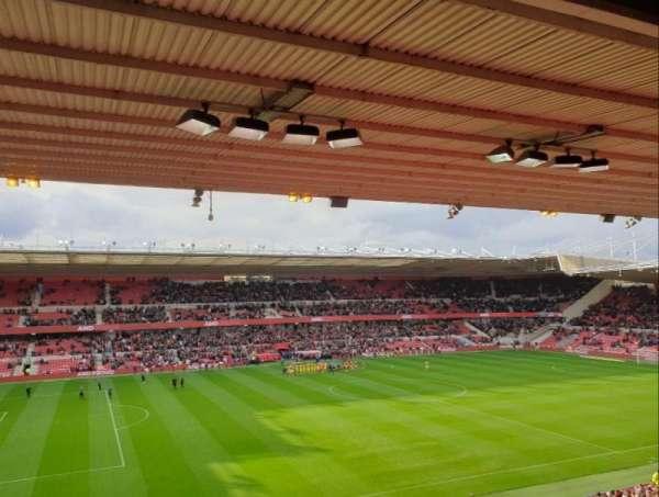 Riverside Stadium, section: 45, row: 31, seat: 210