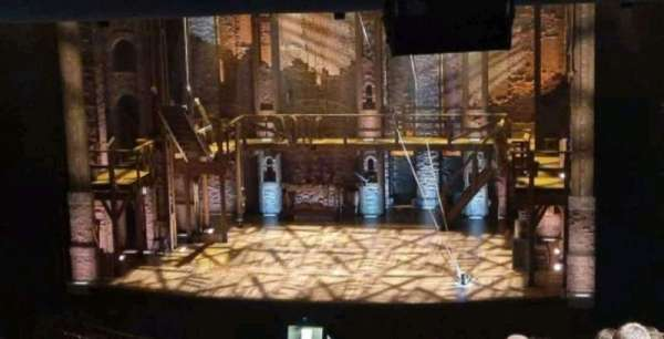 Sydney Lyric, section: Dress Circle, row: L, seat: 45