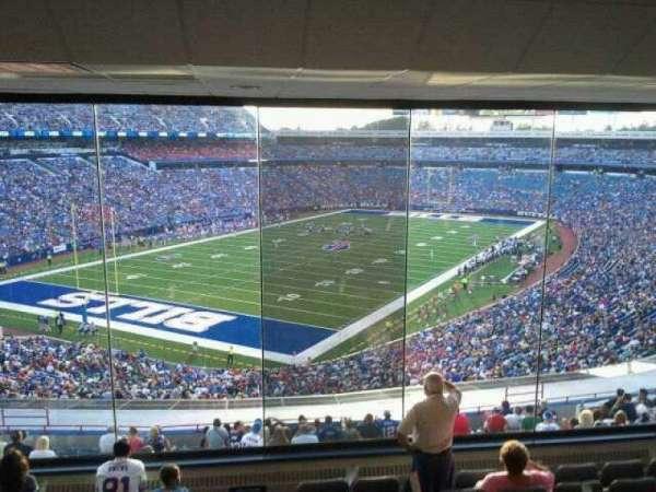 Highmark Stadium, section: Suite