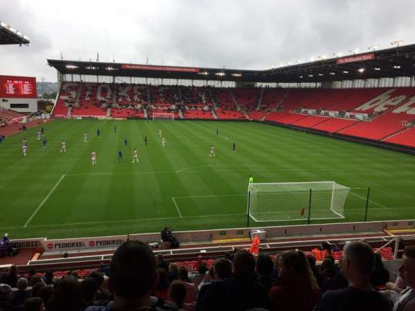 bet365 Stadium, section: 42, row: 26, seat: 947