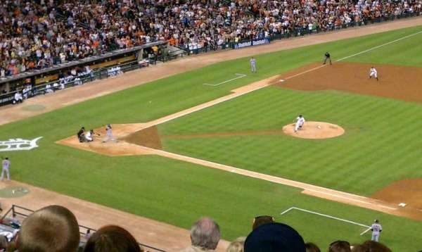 Comerica Park, section: 218, row: 9, seat: 17