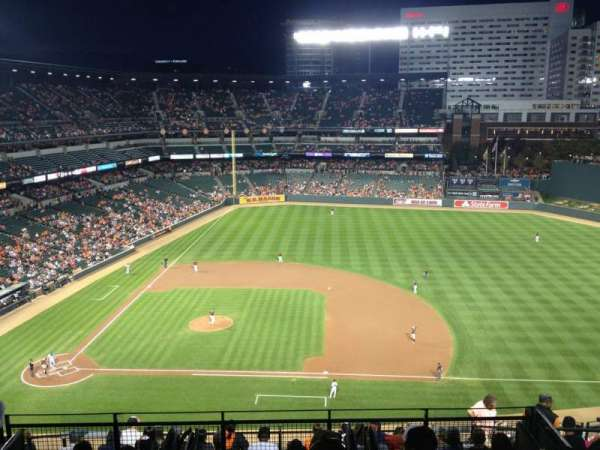 Oriole Park at Camden Yards, section: 322, row: 13, seat: 11