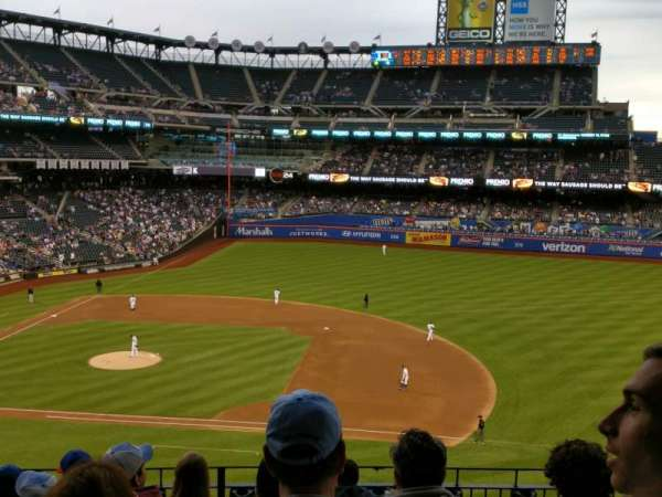 Citi Field, section: 311, row: 6, seat: 18