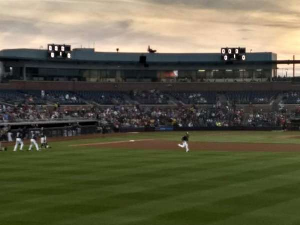 Peoria Sports Complex, section: Lawn