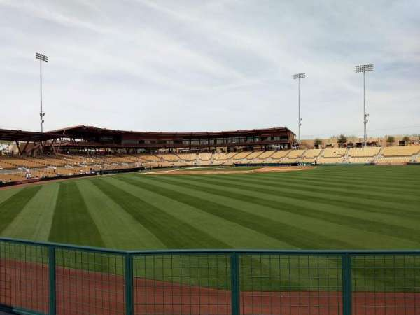 Photos At Camelback Ranch That Are Lawn Seating