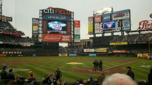 Citi Field, section: 16, row: 12, seat: 11