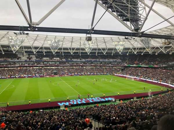 London Stadium, section: 234, row: 48, seat: 478