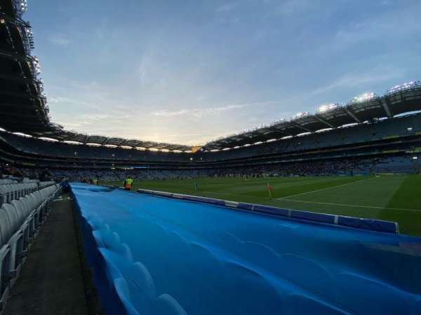 Croke Park, section: 301, row: D, seat: 15