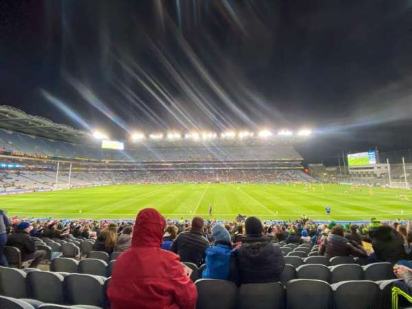 Croke Park, section: 306, row: FF, seat: 9