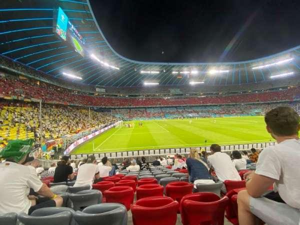 Allianz Arena, section: 119, row: 17, seat: 2