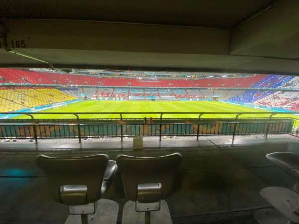 Allianz Arena, section: 165, row: WC, seat: WC