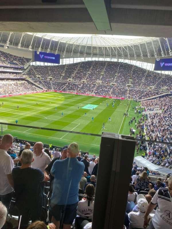 Tottenham Hotspur Stadium, section: 418, row: 14, seat: 292