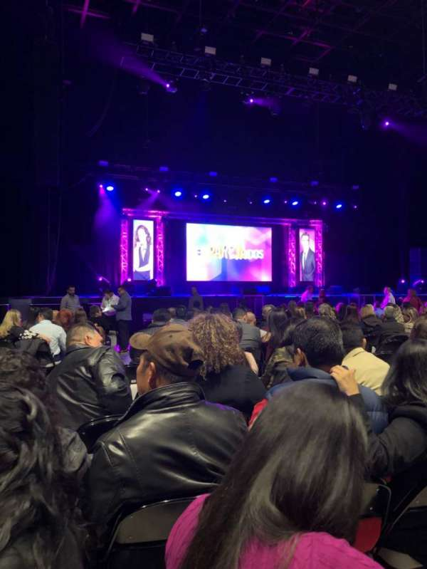 The Pavilion at Toyota Music Factory, section: 103, row: P, seat: 22