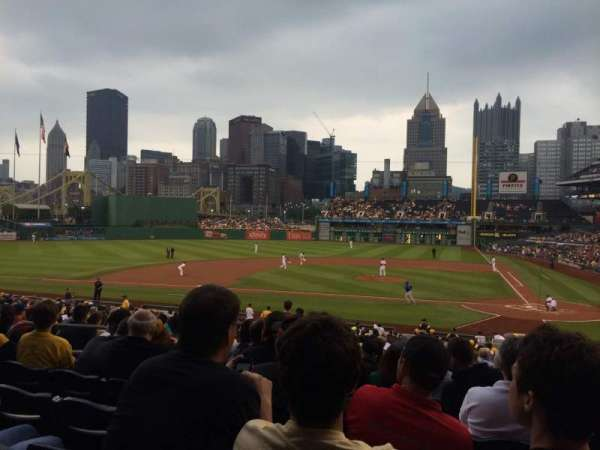 PNC Park, section: 120, row: T, seat: 8