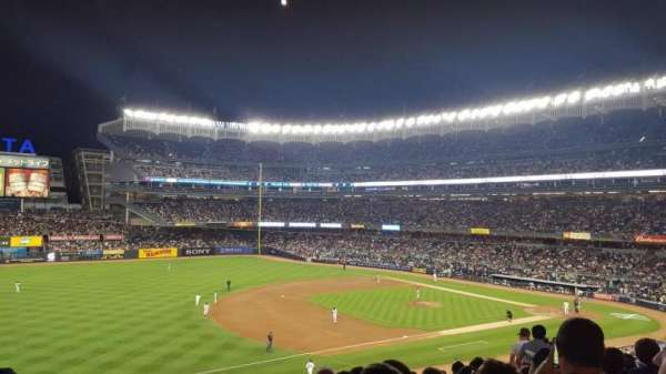 Yankee Stadium, section: 227B, row: 11, seat: 14