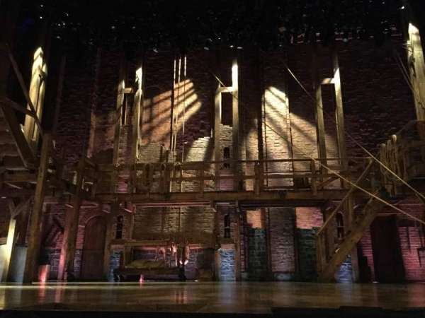 Richard Rodgers Theatre, section: Orchestra C, row: B, seat: 105