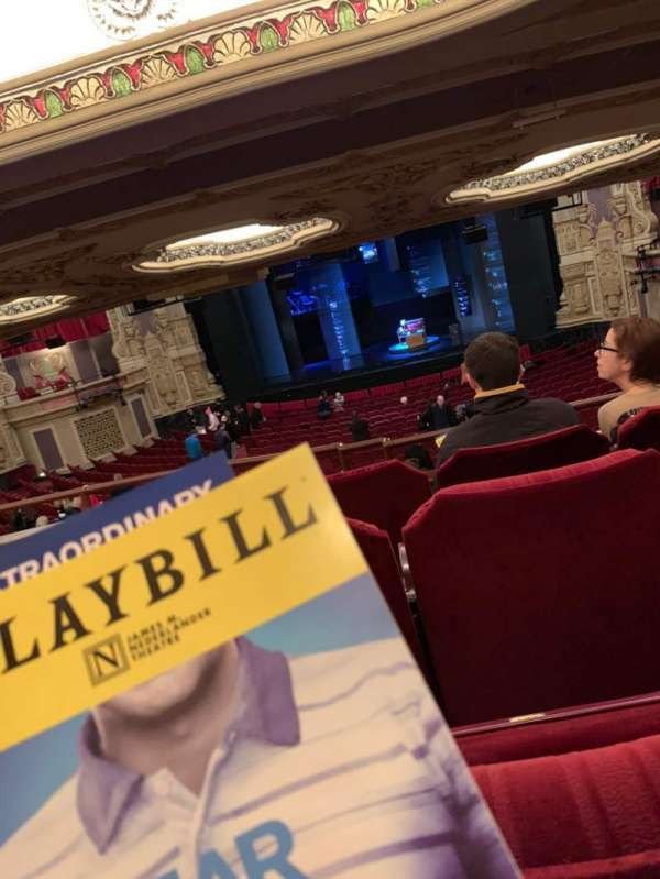 Nederlander Theatre (Chicago), section: Dress Circle R, row: D, seat: 224
