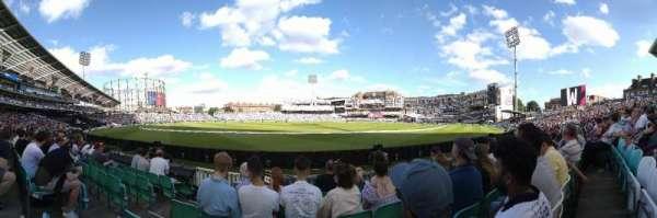 Kia Oval, section: JM Finn Stand 8, row: 7, seat: 207